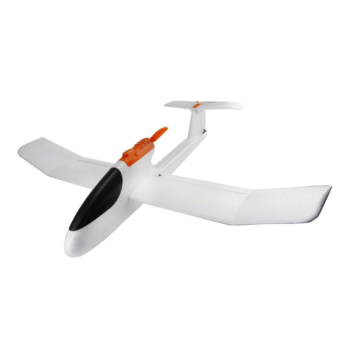 Gugutogo Drone Dron ZSX-750 Spannweite RTF Brushed RC Flugzeug 2.4GHz RC Flugzeug 4CH EPP RC