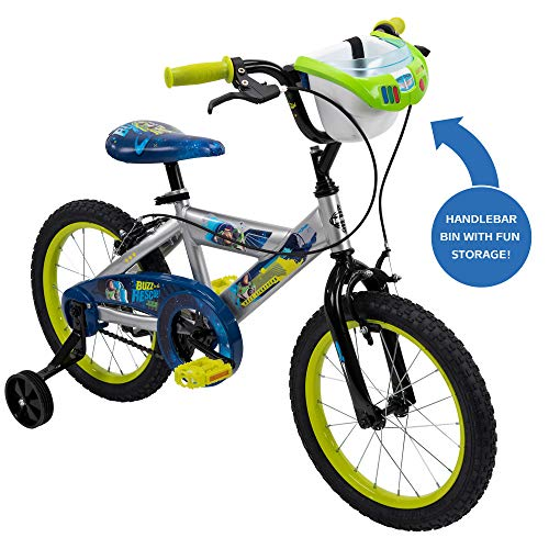 "Huffy 16"" Disney/Pixar Toy Story Boys Bike, Handlebar Bin"