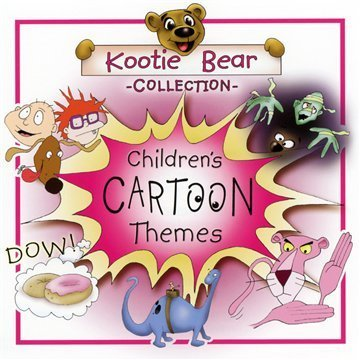 Children's Cartoon Themes by Kootie Bear Collection