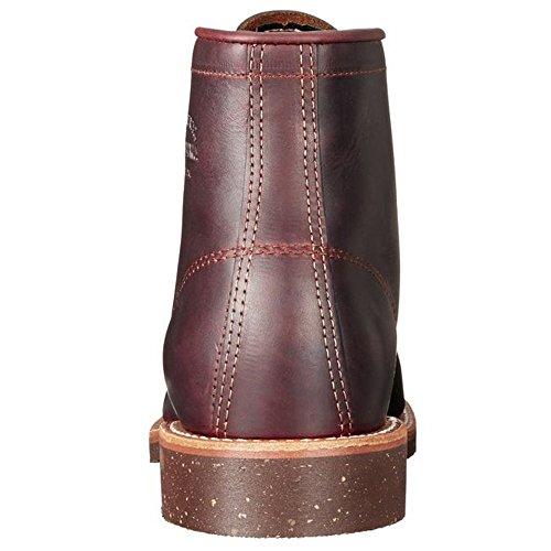 Chippewa 1901- Botas de piel para hombre, 15 cm, hechas a mano 1901m25