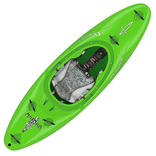 Dagger Mamba Creeker 8.1 Kayak Lime, One Size