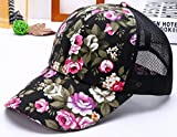 POSMA CSH-020 Baseball Net Cap Golf Snapback Hip-hop Adjustable Hat