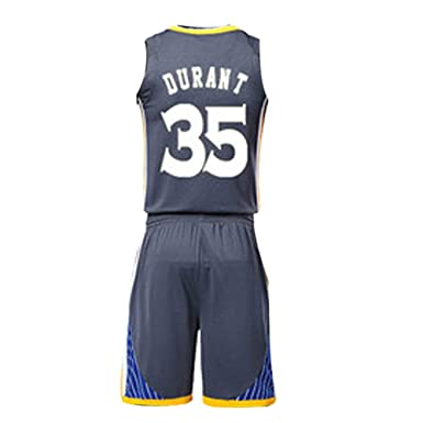 cheap for discount 64e41 e0c38 GY Stephen Curry Kevin Durant #35 30 Golden State Warriors ...