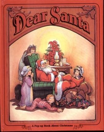 Dear Santa (Pop Up Book)