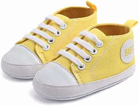 ee5fbf3f8ece5 Shopping Yellow - 3.5 or 0-6 mo. - Shoes - Baby Boys - Baby ...