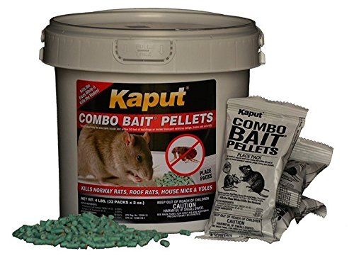 Combo Bait Blocks (Kaput Combo Bait Pellets 32 Place Packs KAP008)