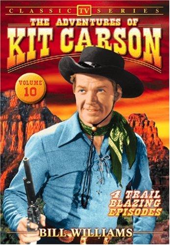 Adventures Of Kit Carson, Volume 10 -