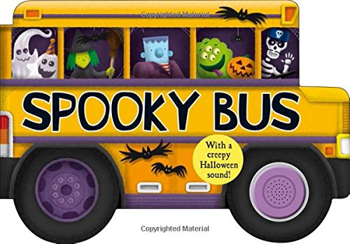 Spooky Bus: with a Creepy Halloween Sound (Shaped Board Books)]()