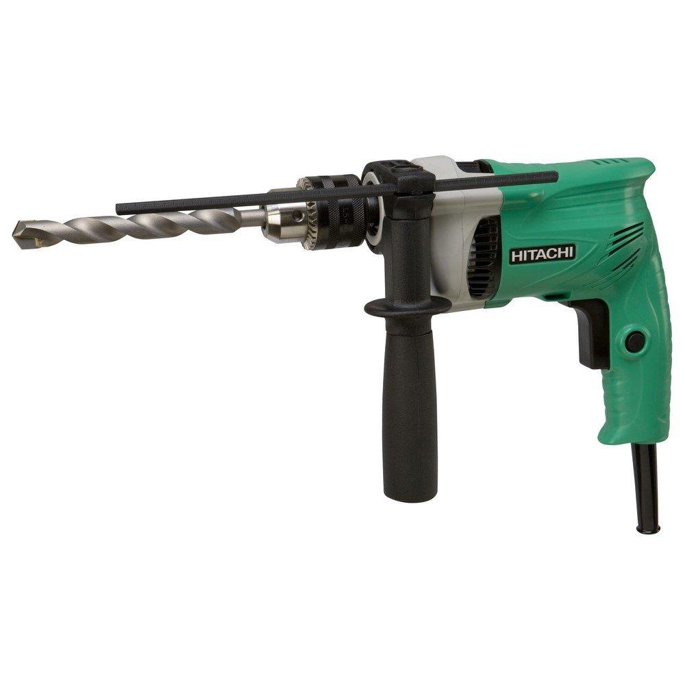 Hitachi tools - Taladro con percusió n hormigon 16mm 600w 0-2900rpm DV16SS