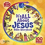 Make the Bible come to life!                  Give kids the big picture of God's story with this innovative, interactive Bible storybook. One hundred stories take readers on a journey through the Bible, and the digital pop-ups...