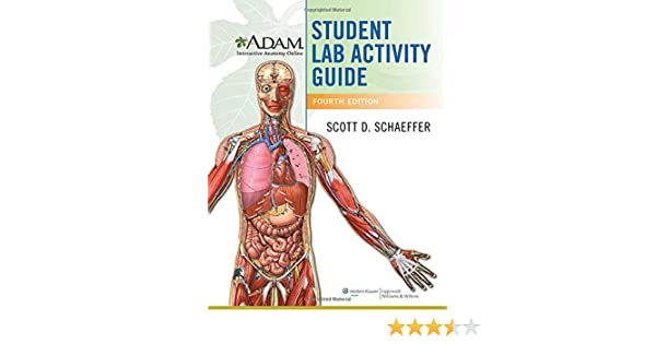 Adam Interactive Anatomy Online Student Lab Activity Guide