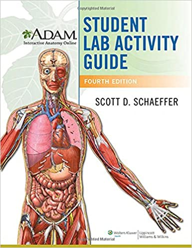 A.D.A.M. Interactive Anatomy Online Student Lab Activity Guide ...