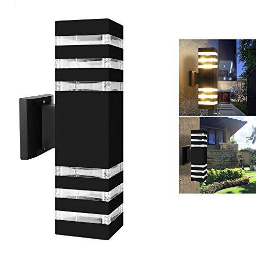 Contemporary Light Fixtures Outdoor - 6