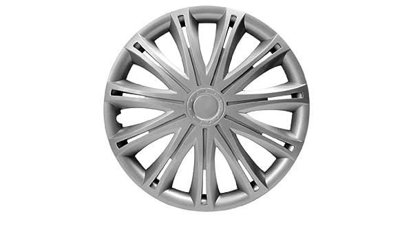 Porsche Cayenne GTS (03 - 09) Premium Spark de rueda Hub Cap Set 16 inch: Amazon.es: Coche y moto