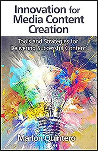 Innovación en la creación de contenidos para medios: Herramientas y estrategias para generar contenidos exitosos: Amazon.es: Marlon Quintero: Libros