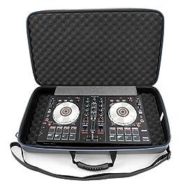 Casematix Pioneer DJ Controller Case Compatible with Pioneer Dj DdjSB3 Dj Controller, Pioneer Dj DdjRB, Pioneer Dj…