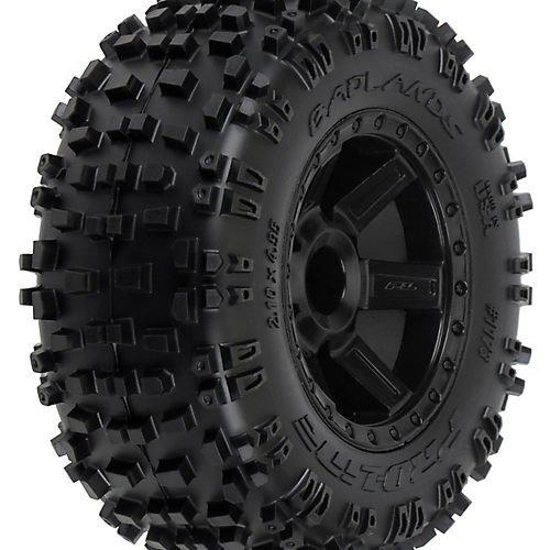 proline 12mm hex tires - 1