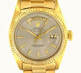 Best Rolex Watches For Men - Rolex Day-Date Automatic-self-Wind Mens Watch 1803 (Certified Pre-Owned) Review