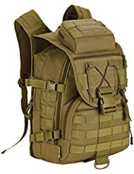 Matoger 40L Tactical Backpack Military Molle Assault Backpack Hunting Gear Rucksack Waterproof Bag