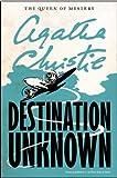 Destination Unknown, Agatha Christie, 0061003816