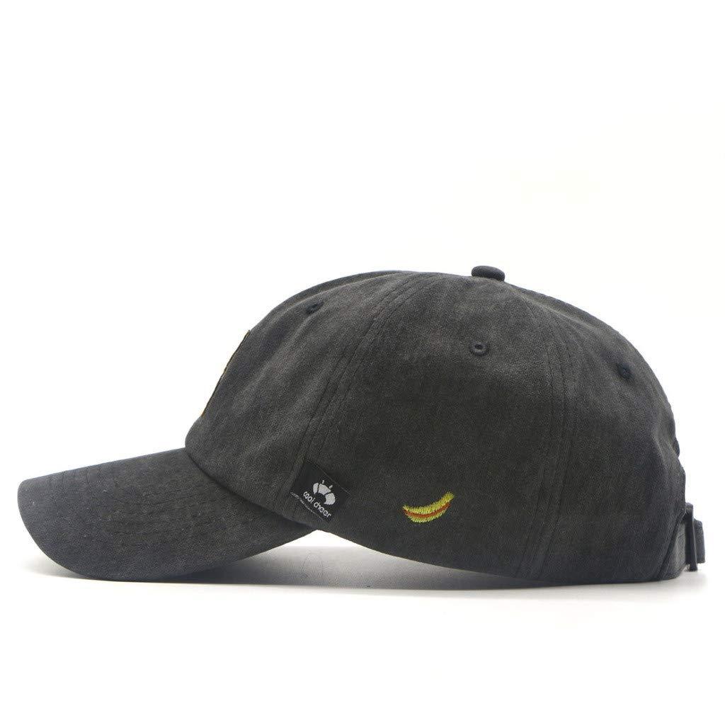 Cocoty-Store,2019 Gorras Beisbol, Sannysis Gorra para Hombre Mujer Sombreros de Verano Gorras de Camionero de Hip Hop Impresión Bordada, Talla única: ...