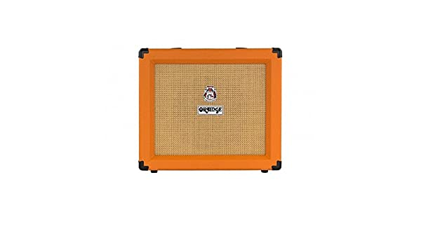 ORANGE CRUSH 35RT AMPLIFICADOR COMBO PARA GUITARRA: Amazon.es: Instrumentos musicales