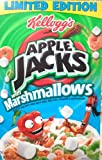 Kellogg's Apple Jacks Cereal with Marshmallows, Limited Edition, 12.6oz Box (2-pack)