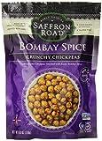 Saffron Road Crunchy Chickpeas, Bombay Spice, 6 Ounce