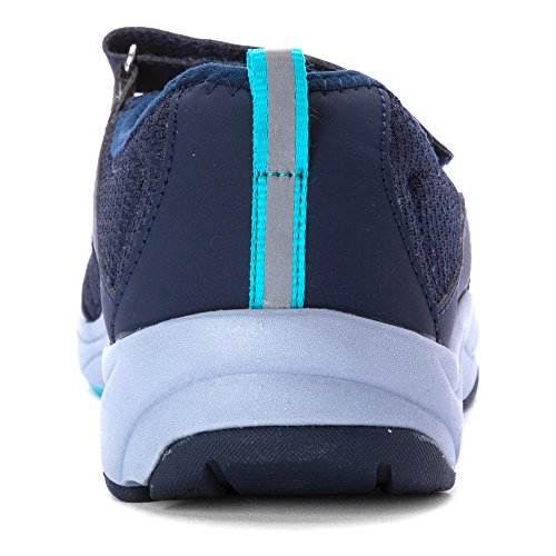 Vionic Womens Sunset Mesh Casual Navy gRtK3