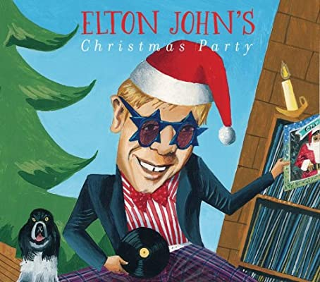 Elton John Christmas Song.Elton John S Christmas Party