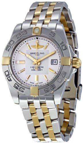 Breitling Women's B71356L2/G703TT Galactic 32 Silver Dial Watch