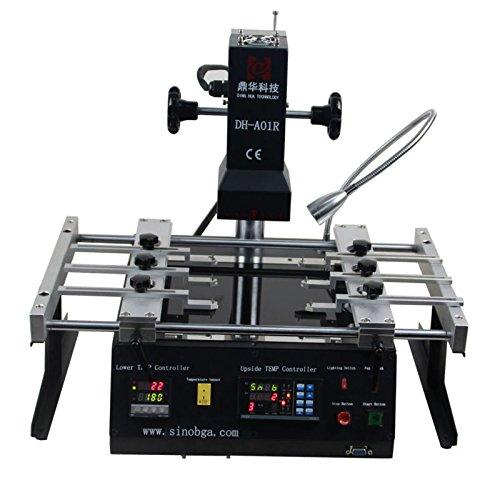 Lowest!!! Dinghua A01r 220v Manufacturer All Infrared Irda Bga Rework Machine for Motherboards Repairing Welder