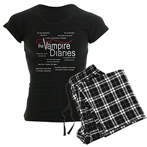 CafePress Vampire Diaries Comfortable Sleepwear