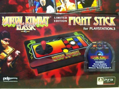 mortal kombat ps3 controller - 5