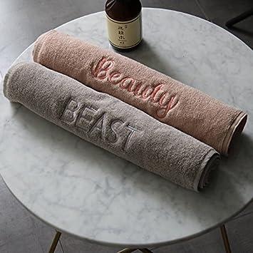 Xxindicke Saugfähige Baumwolle Handtuch Badetuch Englisch Farbe