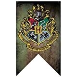 Harry Potter Hogwarts Crest Wall Banner