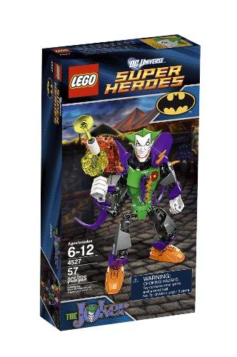 (LEGO Ultrabuild The Joker 4527)