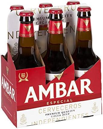 Ambar (6 botellas de 33 cl)