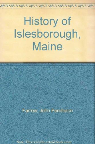 History of Islesborough, Maine