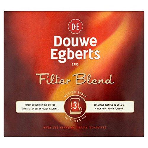 Douwe Egberts Medium Grind 3 Roast Coffee Twin Pack - 2 x - Douwe Coffee Egberts Blended