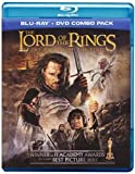 The Lord of the Rings the Return of the King Blu-Ray DVD Combo Pack [Blu-ray]