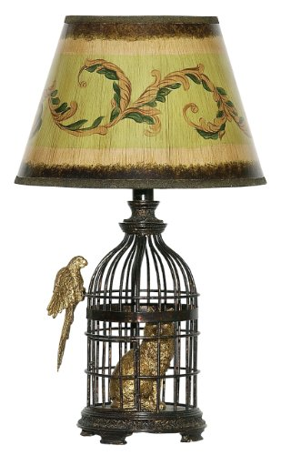 Dimond 91-620 Sterling Home Trading Places Table Lamp, Bronze