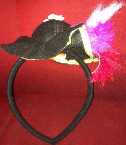 The Wiggles Captain Feathersword (GH Wiggles Captain Feathersword Headband Halloween Dress up Costume)