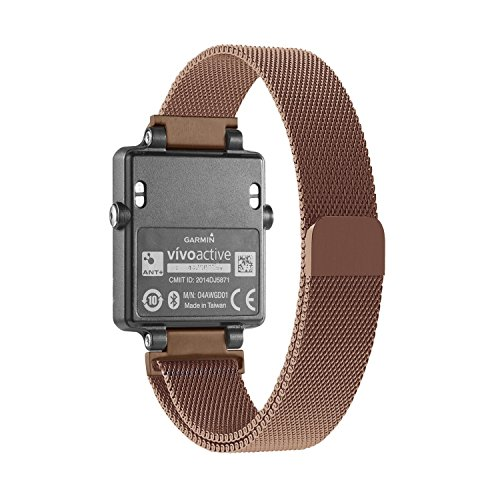 Garmin v%C3%ADvoactive Replacement Band Stainless