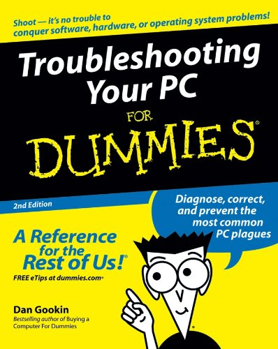 Download Troubleshooting Your PC For Dummies Pdf