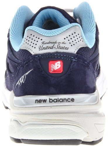 White With New Womens W990 Balance Light amp; Blue Navy UqgwIXxg