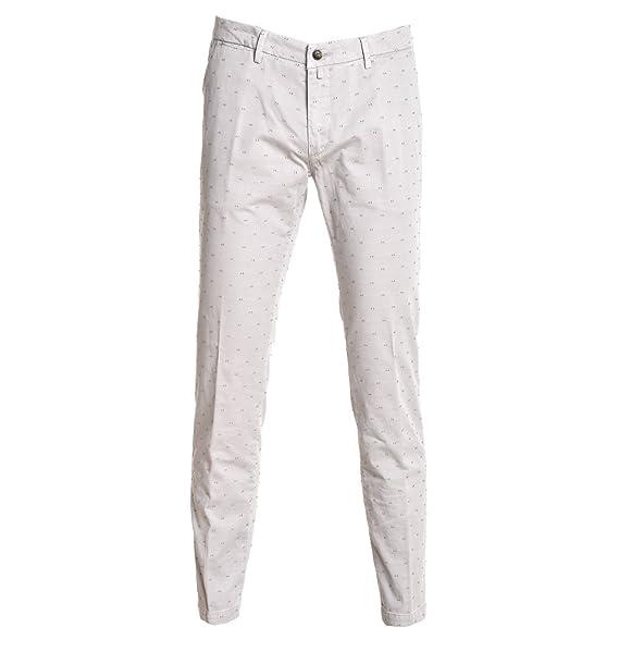 presa all'ingrosso buona vendita metà fuori Briglia 1949 Pantaloni Uomo Bg0437735750 Cotone Grigio: Amazon.it ...