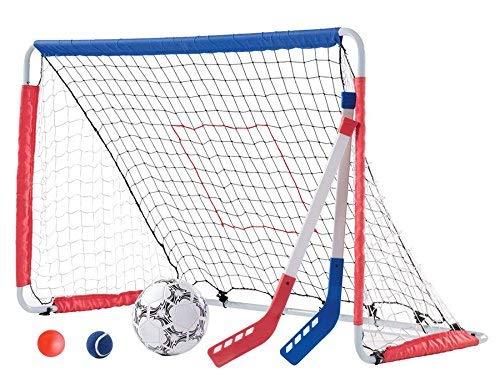 Kickback Soccer Goal & Pitch Back, Teaching Toys, 2017 Christmas Toys