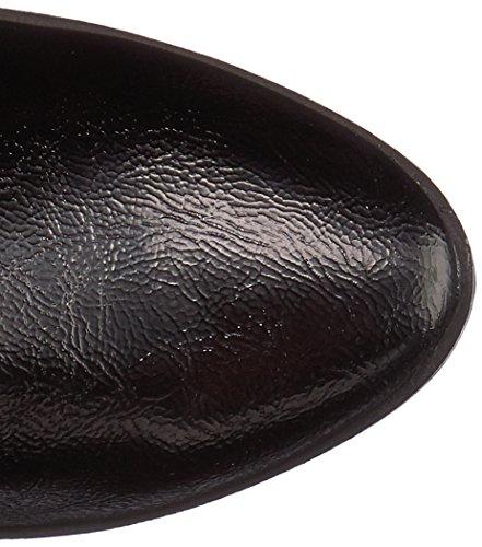 Aldo Kvinna Elinna. Ridning Boot Black Patent