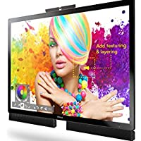 InFocus Mondopad INF7023 70 All-in-One PC, 8 GB RAM, 256 GB SSD, Intel HD Graphics, Black (INF7023)